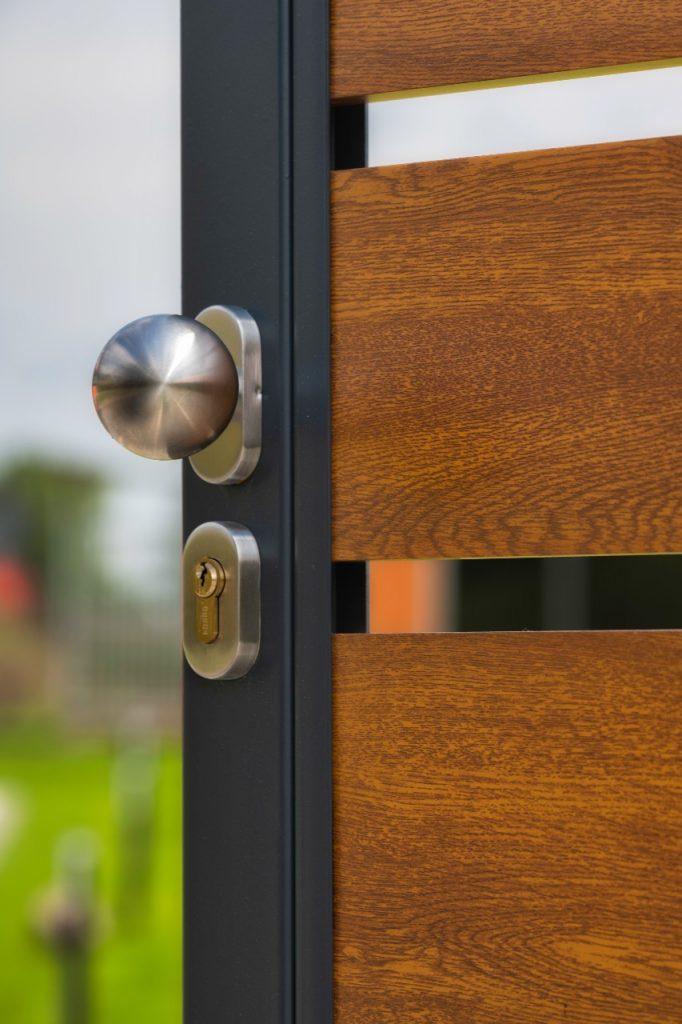 Ogrodzenie typu Wood Extend