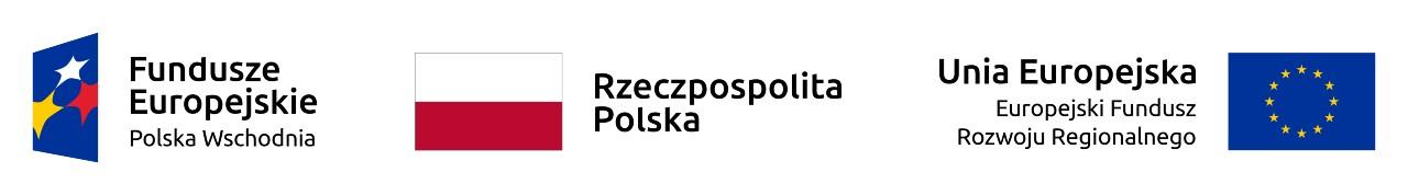 Ogrodzenie - Oznakowanie - Fundusze Europejskie, Rzeczpospolita Polska, Unia Europejska