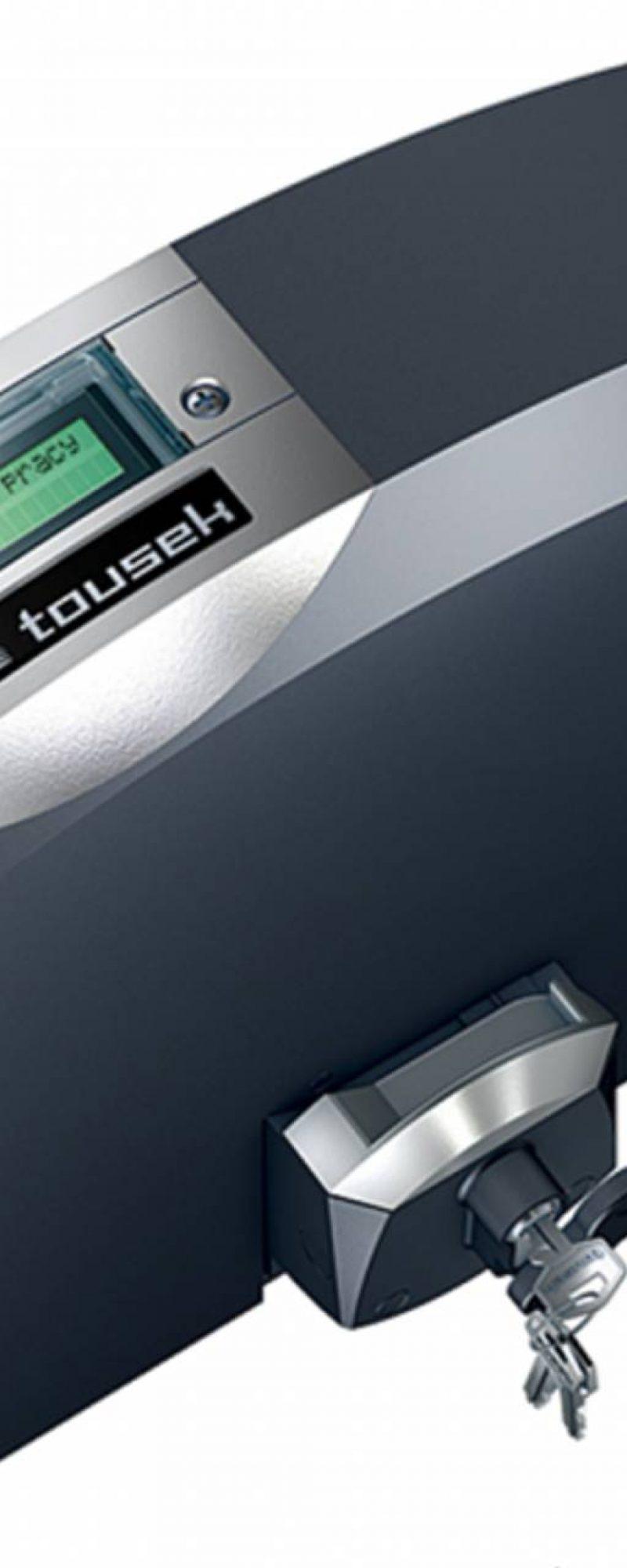 Ogrodzenie - Napęd firmy Tousek